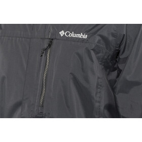 Columbia Pouring Adventure II Takki Miehet, black